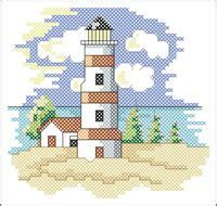 264 best cross stitched lighthouses images on pinterest 2405 best images about hama beads on pinterest