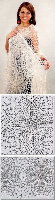 Pashmina Sifon Motif 7 lots of free crochet doily patterns here serwetki charts centerpieces and patterns