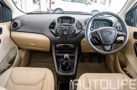 Ford Aspire Interior by Bookings For Ford Figo Aspire Commence In Nepal