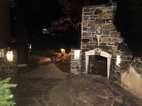 Nightscapes Landscape Lighting Hanson Landscape Nightscapes Landscape Lighting