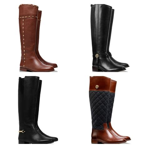 riding shoes tory burch riding boots the jcr girls