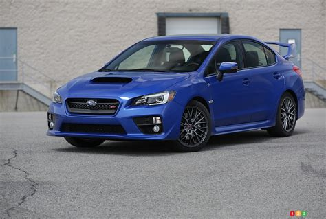 subaru wrx sti reviews 2015 2015 subaru wrx sti review photo gallery