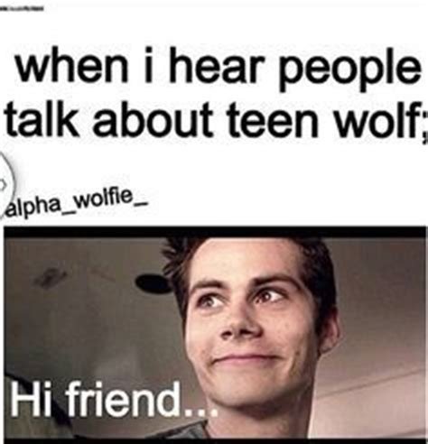 Teen Wolf Meme - best 25 teen wolf memes ideas on pinterest