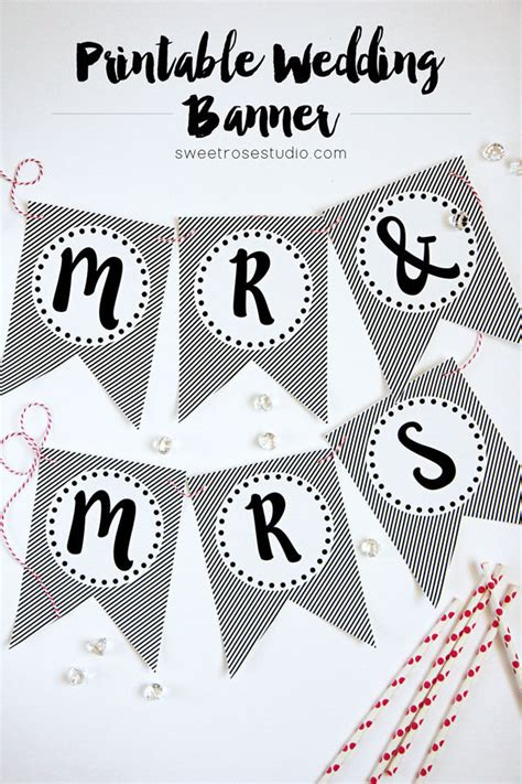 printable wedding banner printable wedding banner pictures photos and images for