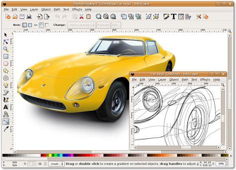 imagenes vectoriales corel draw inkscape это что такое inkscape