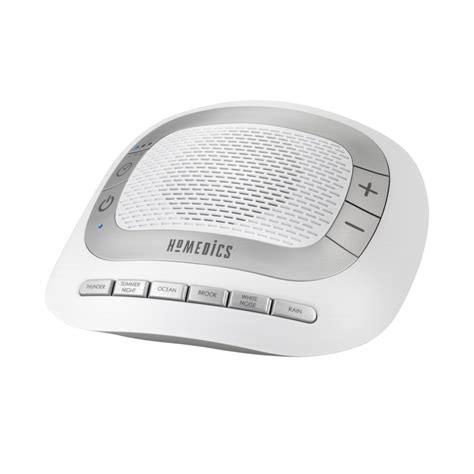bathroom noise machine homedics com homedics soundspa rejuvenate ss 2025