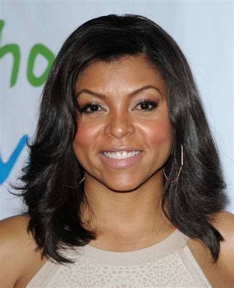 taraji p henson long wavy hairstyle pictures to pin on pinterest taraji p henson medium layered cut taraji p henson