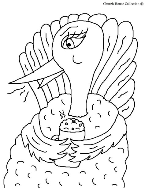girl turkey coloring page turkey drinking hot chocolate coloring page