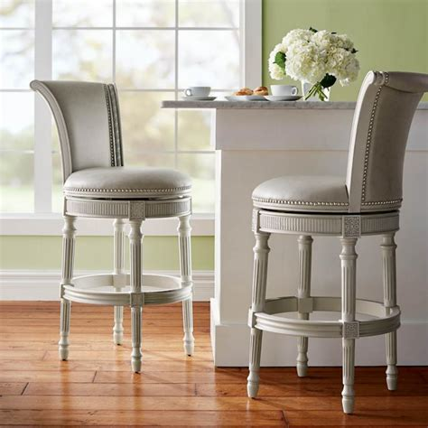 Chapman Counter Height Bar Stool by Chapman Swivel Bar And Counter Stools Frontgate