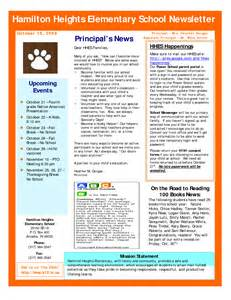 elementary newsletter templates pictures to pin on