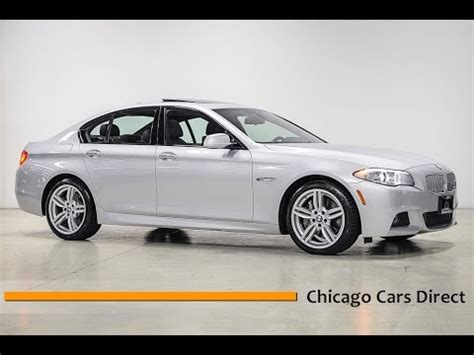 Pdf Reviews For 2013 Bmw 528i Xdrive Sedan by Chicago Cars Direct Reviews Presents A 2013 Bmw 5 Series