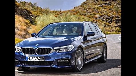 2019 Bmw 5 Series by 2019 The Bmw 5 Series New Touring Concept