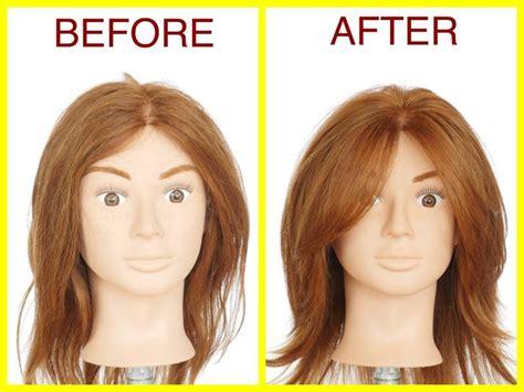 medium length layered hair step by step 13 best hair cuts images on pinterest hair cut hairdos