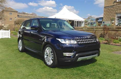 range rover coupe 2014 2014 range rover sport sneak peek photos 1 of 35