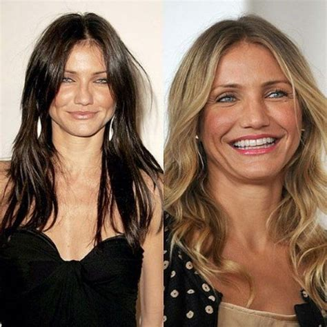 blonde to brunette hair blonde vs brunette hair color changes pinterest