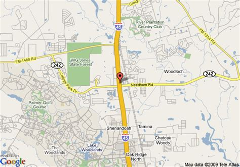map of woodlands texas pin the woodlands texas houston area zip code map on
