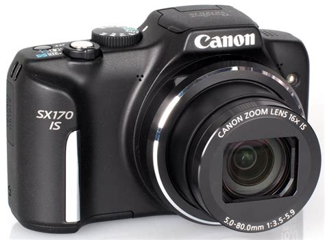 Kamera Canon Sx170 Is Review Canon Powershot Sx170 Is Www 60
