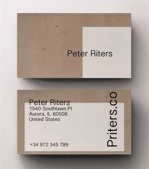 eco business card templates eco business cards business card design inspiration