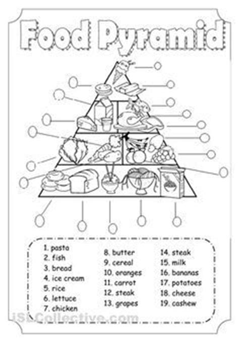 grade 4 health worksheets 25 best ideas about food pyramid on food groups food pyramid and food