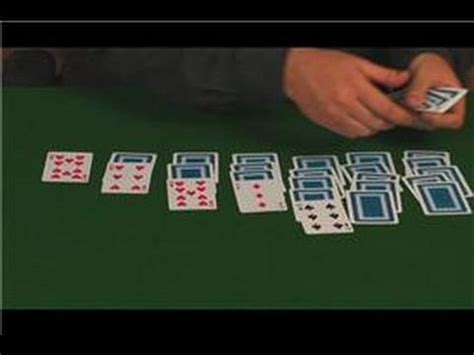 how to play solitaire learn solitaire solitaire card