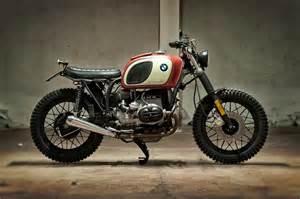 Bmw Scrambler Motorcycle A Bmw Scrambler Cometh Asphalt Rubber