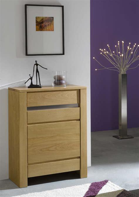 Beau Petit Meuble Pour Chambre #2: Petit-meuble-entree-contemporain-chene.jpg