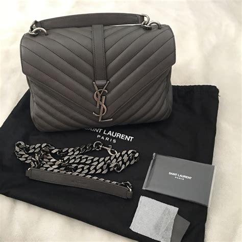 yves saint laurent handbags sold ysl monogram