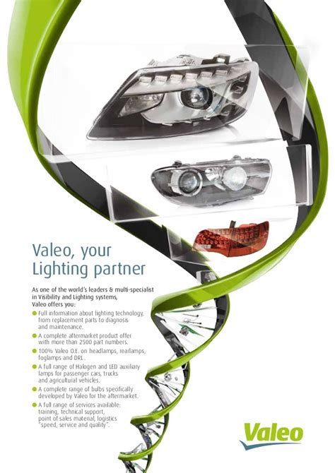 Complete Fan Systems Valeo Service Valeo Lighting Systems From Light To Advanced Vision