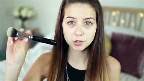 zoella makeup tutorial simple makeup tutorial zoella mugeek vidalondon