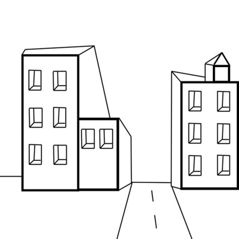 simple single point perspective drawing hubpages