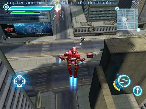 Iron man video game free online