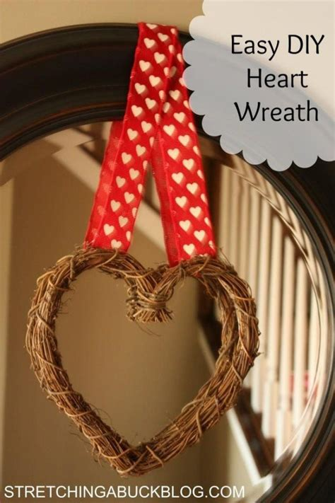Handmade Hearts Crafts - 30 shaped handmade crafts for valentines days