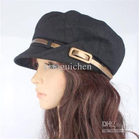 Topi Newsboy Cap 2017 gold cap newsboy cap fashion s casual hat gentlewomen cap s beret from