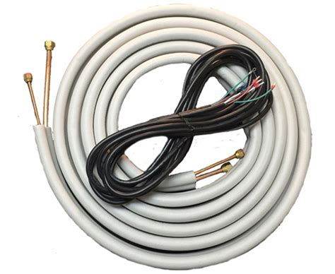 14 4 electrical wire mini split 1 4 quot x 1 2 quot insulated copper 14 4 electrical