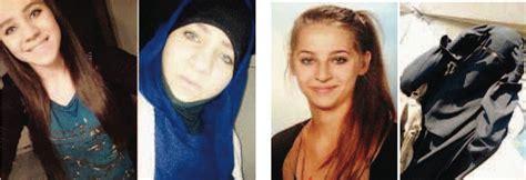 una ragazza in due testo civico20 news le due ragazze austriache scappate
