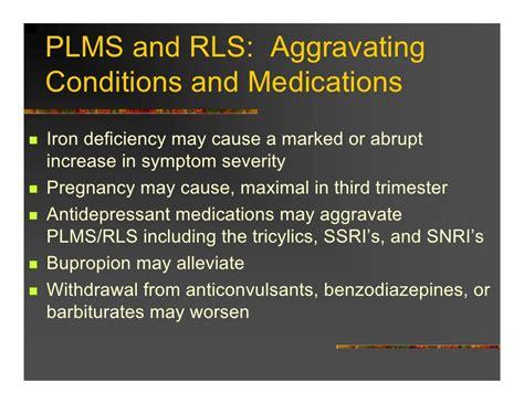 Rls Detoxing by Sleep Disorders Sleep Disorders In Sclerosis In