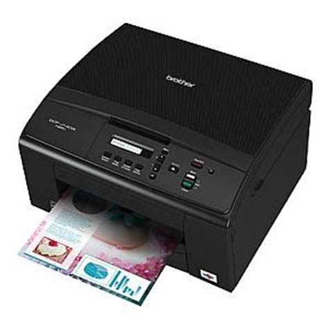 Printer Dcp J140w dcp j140w multifunction printer color ink jet letter a size 8 5 in x 11 in