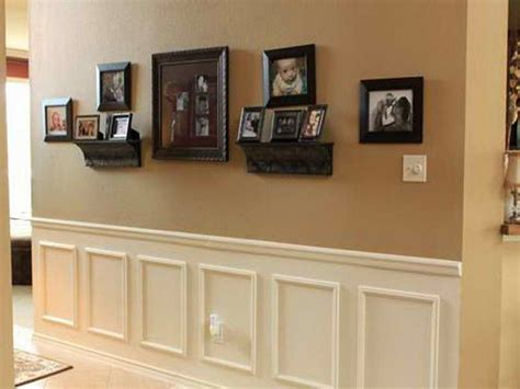 How Do You Do Wainscoting Walls Simple Ways To Install Faux Wainscoting Wallpaper