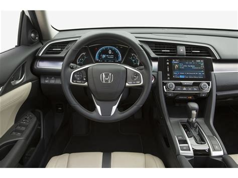 honda civic 2017 interior honda civic prices reviews and pictures u s