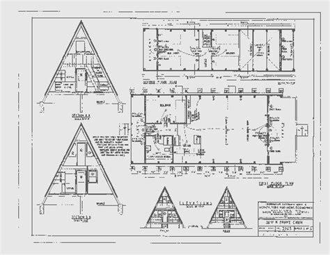 a frame floor plans new modern a frame house plans new home plans design