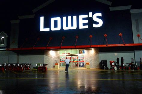 lowes laying employees closing various locations