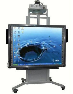 Papan Elektronik Interaktif Multitouch Papan Data Elektronik 82 Inchi Multi Touch Screen