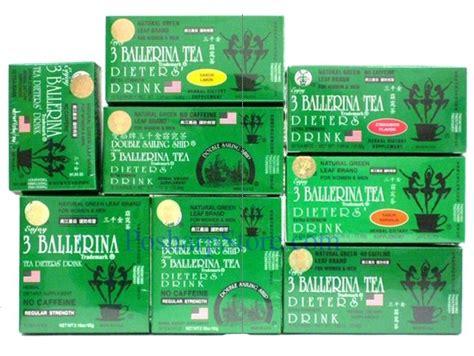 Ballerina Detox Tea Reviews by 3 Boxes Of 3 Ballerina Tea Dieters Drink Strength