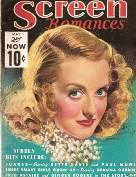 bette davis cover vintage magazine cover bette davis photo 4266610 fanpop