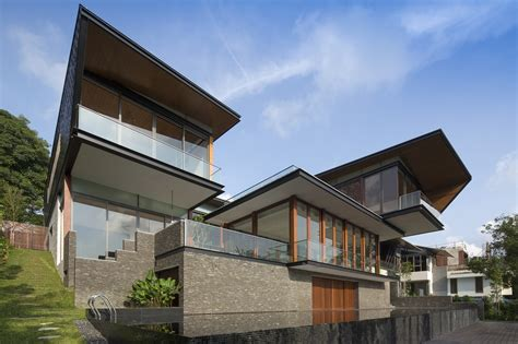 how to buy house in singapore stunning hillside home in caldecott close singapore