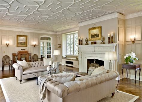 harbor home design inc harbor hill house traditional living room new york