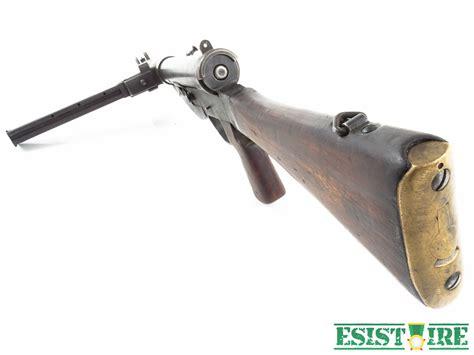 Le Mit ästen by Pistolet Mitrailleur Sten Mk5 Neutralis 233 Armes