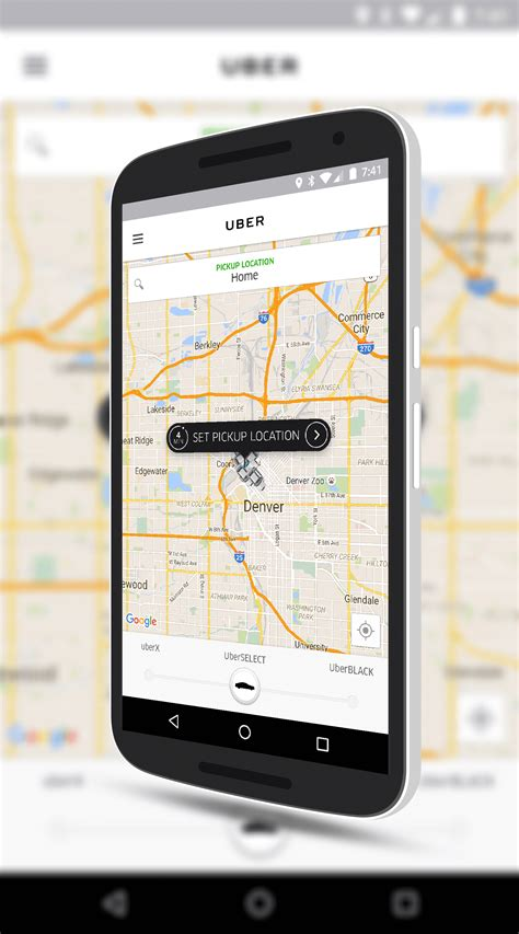 uber app for android pay for your uber with android pay and save 50 clintonfitch