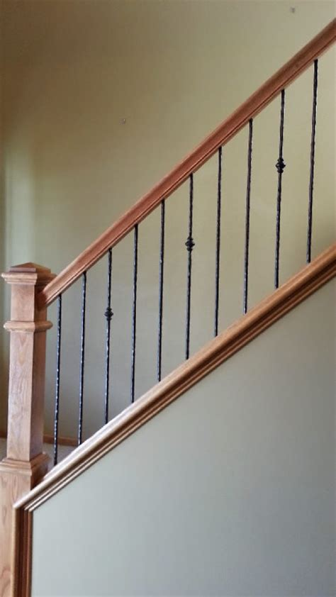 Banisters And Handrails Installation Oak And Iron Plymouth Mystairways