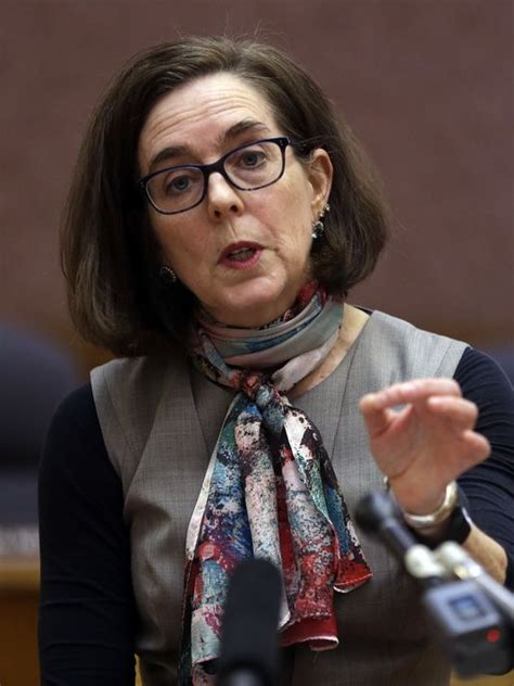 Kate Brown by Gov Kate Brown To Oregon Pot Biz